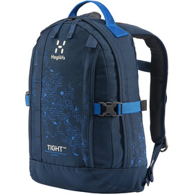Haglöfs Tight 8 Backpack Youth tarn blue/storm blue